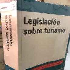 Libros: LEGISLACION SOBRE TURISMO - AÑO 2000 - MC GRAW HILL. Lote 276821668