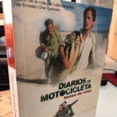 Libros: DIARIOS DE MOTOCICLETA LA RUTA POR LATINOAMÉRICA DE ERNESTO CHE GUEVARA. Lote 276822958