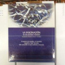 Libros: LA FASCINACIÓN DE LOS GRANDES NÚMEROS( MANADAS, BANDADAS, BANCOS Y ENJAMBRES) ADENA. Lote 276923223