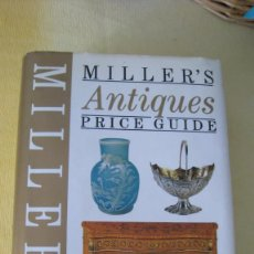 Libros: MILLER S ANTIGUEDADES CATALOGO PROFESIONAL 21 EDICIÓN 900 PÁGINAS. Lote 276988518