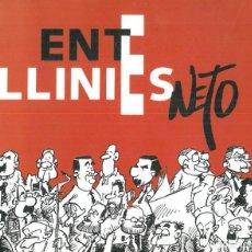 Libros: ENTE LLINIES - ERNESTO GARCÍA DEL CASTILLO (NETO). Lote 277005158