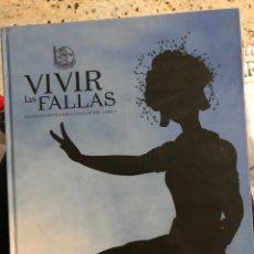 Libros: VIVIR LAS FALLAS - RECORRIDO GRÁFICO 2008 - VALENCIA FALLES. Lote 277296788