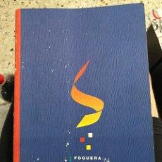 Libros: LLIBRET FOGUERA PORT D'ALACANT 1996 ALICANTE HOGUERAS DE SAN JUAN FOGUERES SANT JOAN. Lote 277297463