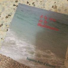 Libros: LLIBRET PORT D' ALACANT 1994, FOGUERES, HOGUERAS ALICANTE ALACANT. Lote 277861078
