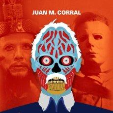 Libros: JOHN CARPENTER: EL MAESTRO DEL TERROR JUAN MANUEL CORRAL DOLMEN. Lote 278322883