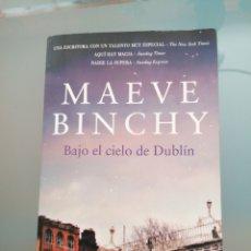Libros: BAJO EL CIELO DE DUBLIN. Lote 278561173