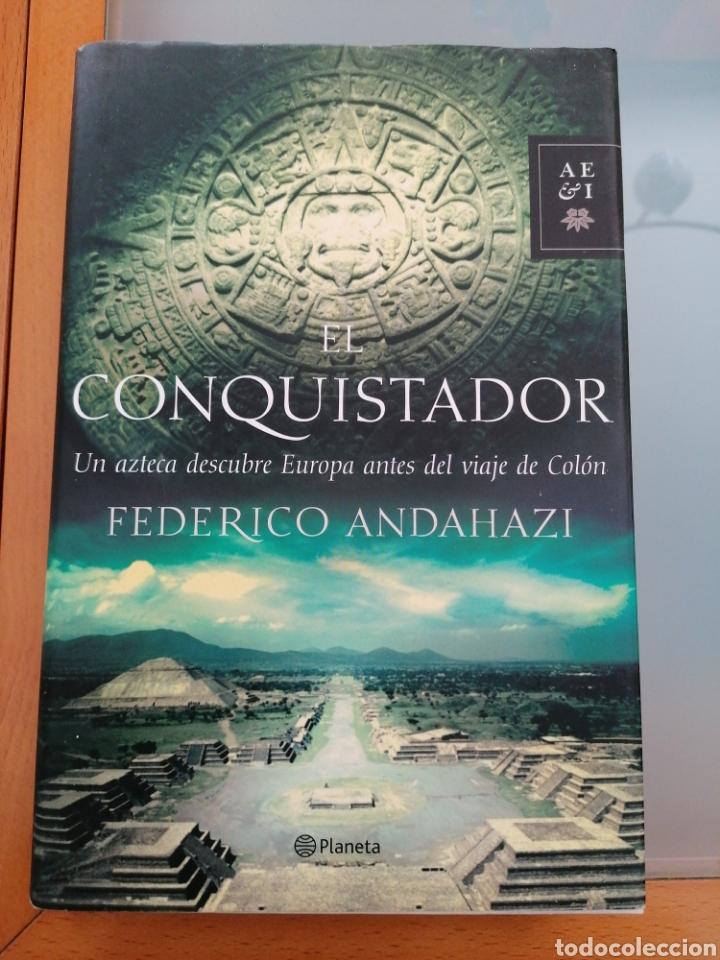 EL CONQUISTADOR (Libros nuevos sin clasificar)