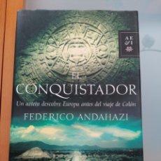 Libros: EL CONQUISTADOR. Lote 278561793