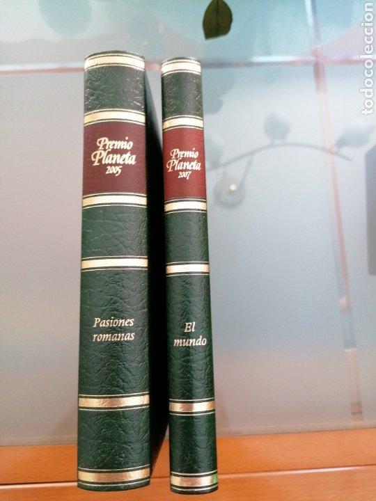 Libros: 2 libros premios planeta - Foto 2 - 278562308