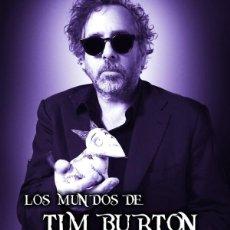 Libros: LOS MUNDOS DE TIM BURTON: LUCES Y SOMBRAS, MITOS Y LEYENDAS DOC PASTOR DOLMEN. Lote 278693218
