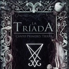 Libros: LA TRÍADA: TIERRA SO BLONDE DOLMEN. Lote 278694498