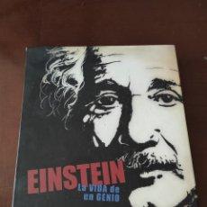 Libros: LIBRO DE EINSTEIN, VER FOTOS. Lote 283497748