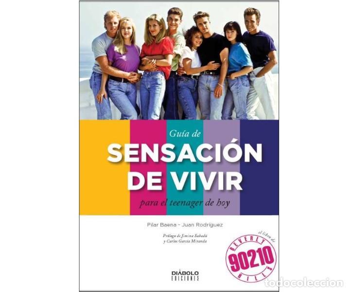 GUÍA DE SENSACIÓN DE VIVIR PARA EL TEENAGER DE HOY -BAENA Y RODRÍGUEZ - DIABOLO (Libros nuevos sin clasificar)