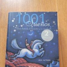 Libros: 1001 SUEÑOS. Lote 287827673