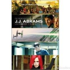 Libros: DE PERDIDOS A STAR WARS. J.J. ABRAMS. UN HOMBRE Y SUS SUEÑOS. - DIABOLO. Lote 287849038