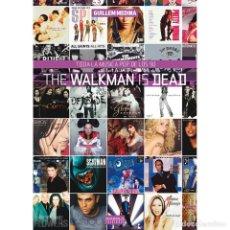 Libros: THE WALKMAN IS DEAD - GUILLEM MEDINA - DIABOLO. Lote 287864913