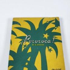 Libros: LIBRO POROROCA. Lote 288008143