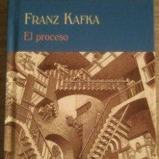 Libros: EL PROCESO DE FRANZ KAFKA. Lote 288138883