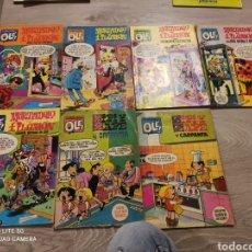 Libros: LOTE TEBEOS MORTADELO Y FILEMON. Lote 288330893