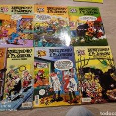 Libros: LOTE TEBEOS MORTADELO Y FILEMON. Lote 288332233