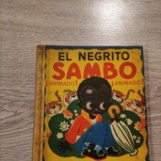 Libros: EL NEGRITO SAMBO. Lote 288339878