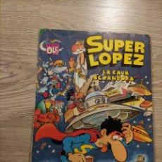 Libros: SUPER LÓPEZ. Lote 288340208