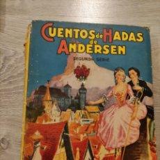Libros: CUENTOS DE HADAS DE ANDERSEN. Lote 288341278