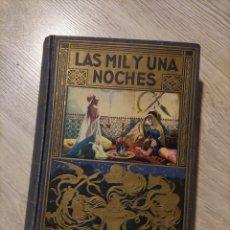 Libros: LIBRO LAS MIL Y UNA NOCHE. Lote 288341768