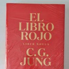 Libros: EL LIBRO ROJO - G.G. JUNG *** EDICIÓN DE LUJO ***. Lote 288349828