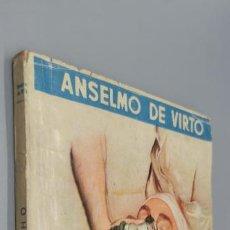 Libros: SIN DERECHO. ANSELMO DE VIRTO. Lote 288622563