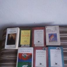 Libros: LIBROS POESÍAS BIEN CONSERVADOS.. Lote 289735093