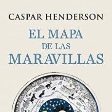 Libros: EL MAPA DE LAS MARAVILLAS HENDERSON, CASPAR PUBLICADO POR ATICO DE LIBROS, 2021 ISBN 10: 841622284. Lote 293939788