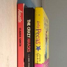 Libros: LOTE 3 LIBROS INFLUENCER. Lote 294932388