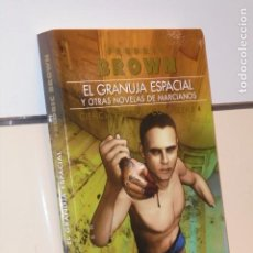 Libros: EL GRANUJA ESPACIAL Y OTRAS NOVELAS DE MARCIANOS CIENCIA FICCION Nº4 FREDRIC BROWN - GIGAMESH OFERTA. Lote 295728733