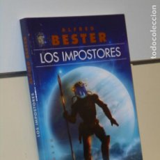 Libros: LOS IMPOSTORES ALFRED BESTER - GIGAMESH OFERTA. Lote 295730153