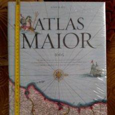 Libros: ATLAS MAIOR JOAN BLAEU. 65. TASCHEN. NUEVO. Lote 295794128