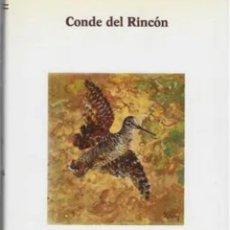 Livros: AHO VA LA.CHOCHA CONDE DEL RINCÓN CAZA. Lote 296587833