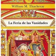 Livros: LA FERIA DE LAS NAVIDADES, W. THACKERAY. ALBA. Lote 296913528