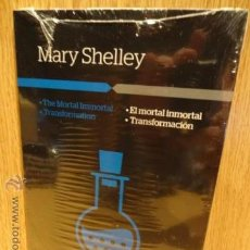 Libros: AUDIOBOOKS / LIBROS BILINGÜES. MARY SHELLEY. EL MORTAL INMORTAL. INCLUYE CD / PRECINTADO.. Lote 51583444