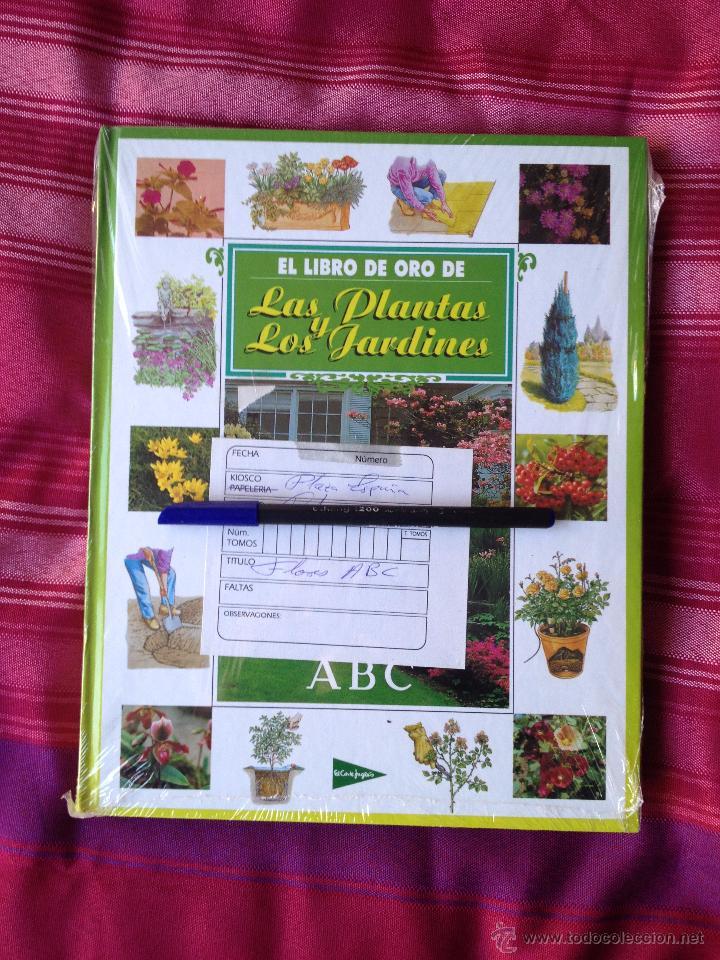 EL LIBRO DE ORO DE LAS PLANTAS Y LOS JARDINES (Libros Nuevos - Ocio - Otros)