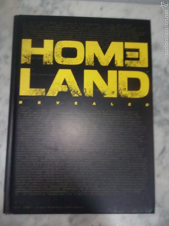 LIBRO HOMELAND'REVEALED' (Libros Nuevos - Ocio - Otros)
