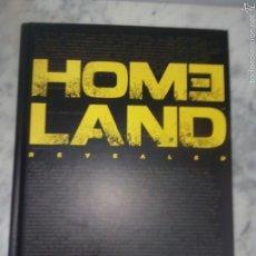 Libros: LIBRO HOMELAND'REVEALED'. Lote 61268754