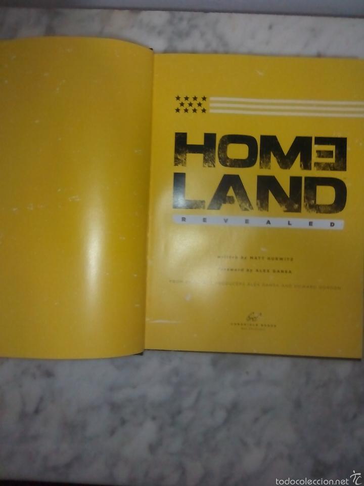 Libros: Libro homelandrevealed - Foto 2 - 61268754