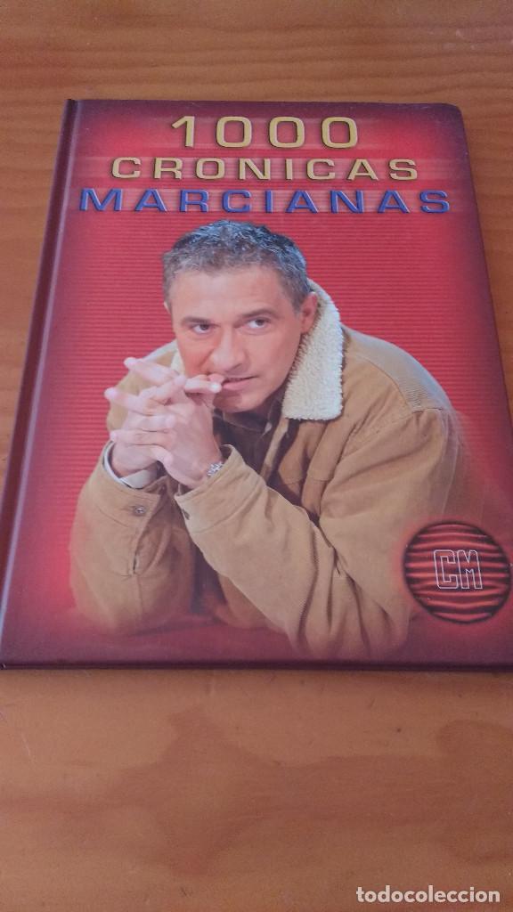 1000 CRÓNICAS MARCIANAS (GESTMUSIC, 1ª EDICIÓN 2003) TAPA DURA - +190 PÁGS. (Libros Nuevos - Ocio - Otros)