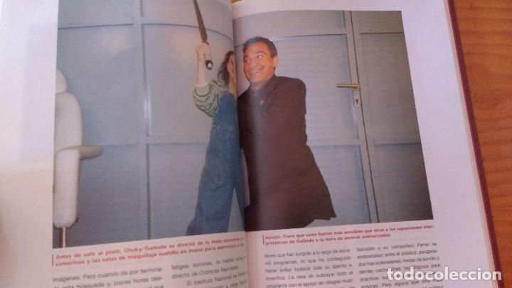 Libros: 1000 CRÓNICAS MARCIANAS (GESTMUSIC, 1ª Edición 2003) TAPA DURA - +190 págs. - Foto 3 - 62421704