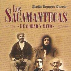 Livres: LOS SACAMANTECAS- REALIDAD Y MITO. Lote 70916158