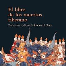 El libro de los muertos tibetano Siruela