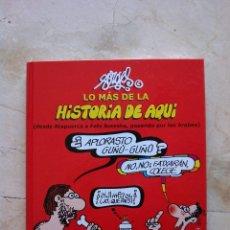 Libros: LO MÁS DE LA HISTORIA DE AQUÍ -FORGES- EDT. ESPASA. Lote 74339639