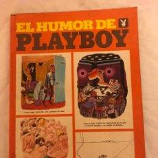 Libros: EL HUMOR DE PLAYBOY MÁS DE 200 CHISTES. Lote 77104613