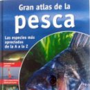 Libros: LIBRO: GRAN ATLAS DE LA PESCA.. Lote 78900541